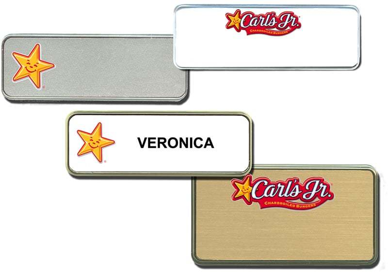 carls-jr-name-badges