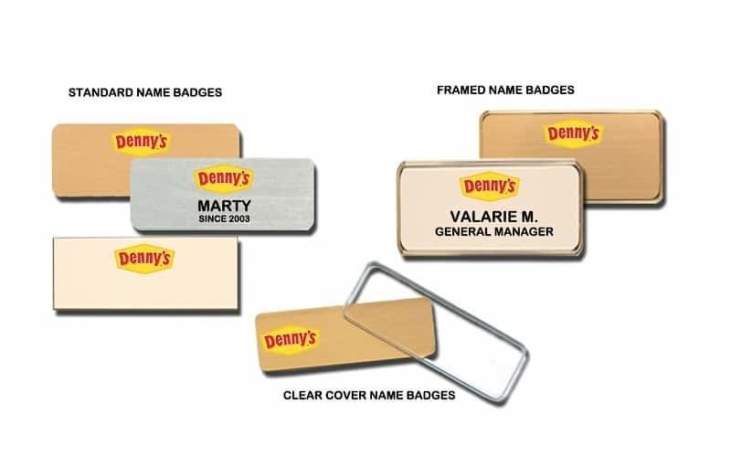 dennys-name-badges