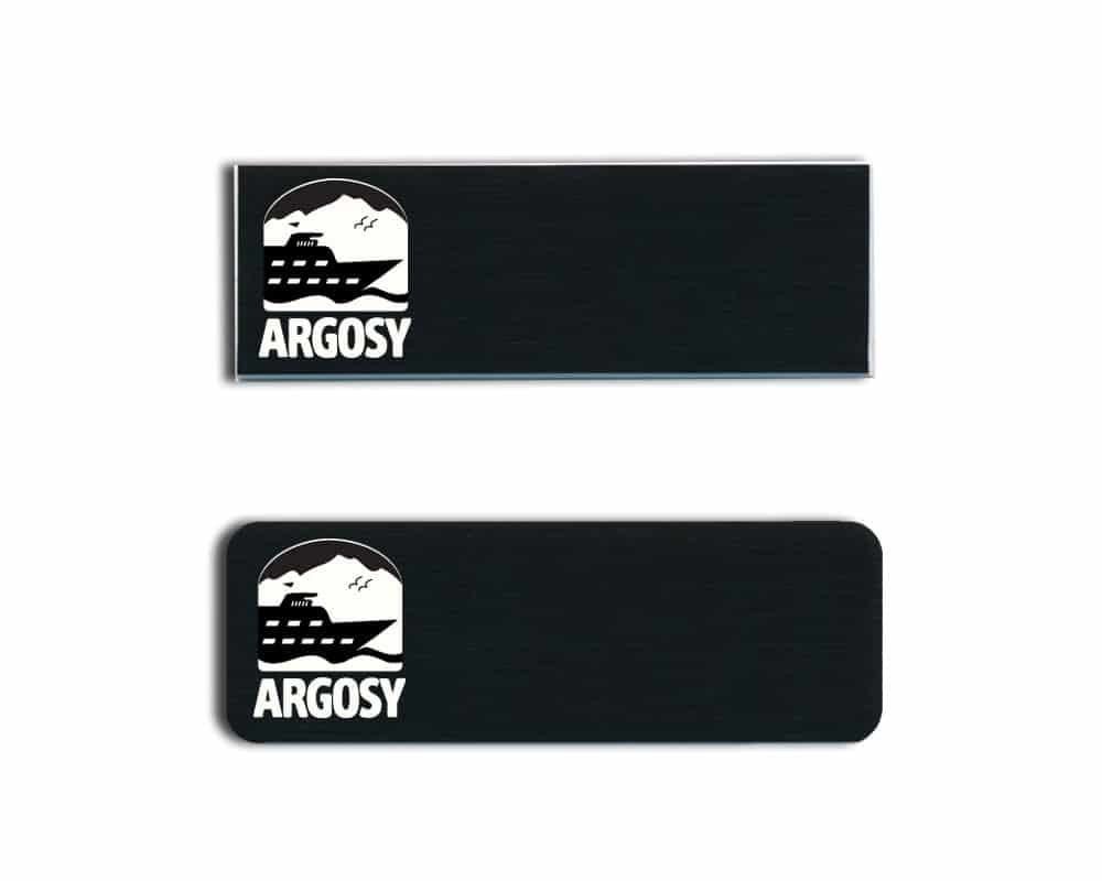 Argosy Cruise Lines Name Tags Badges