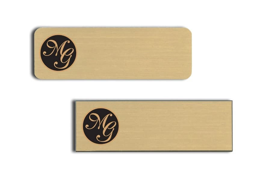 Michaelson Group Name Tags Badges
