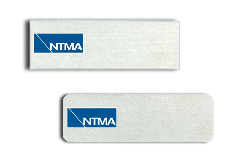 NTMA name tags badges