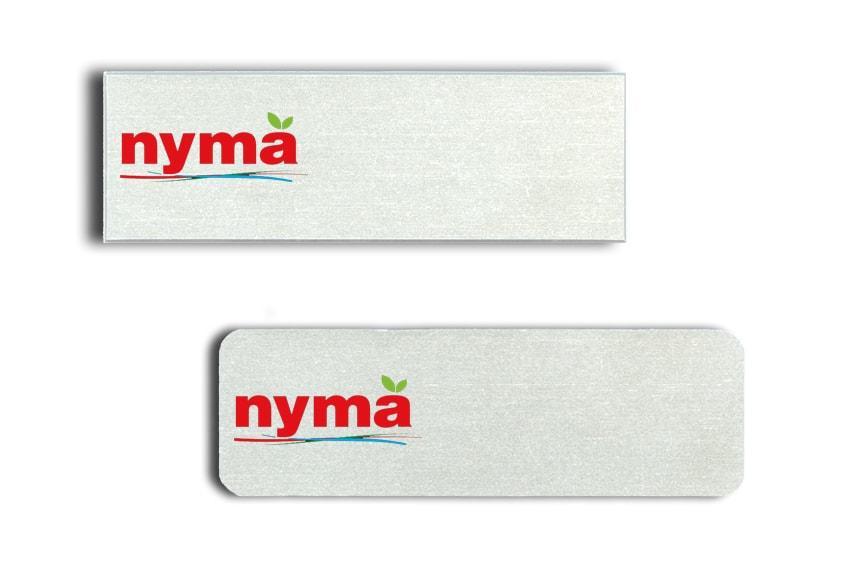 nyma name tags badges
