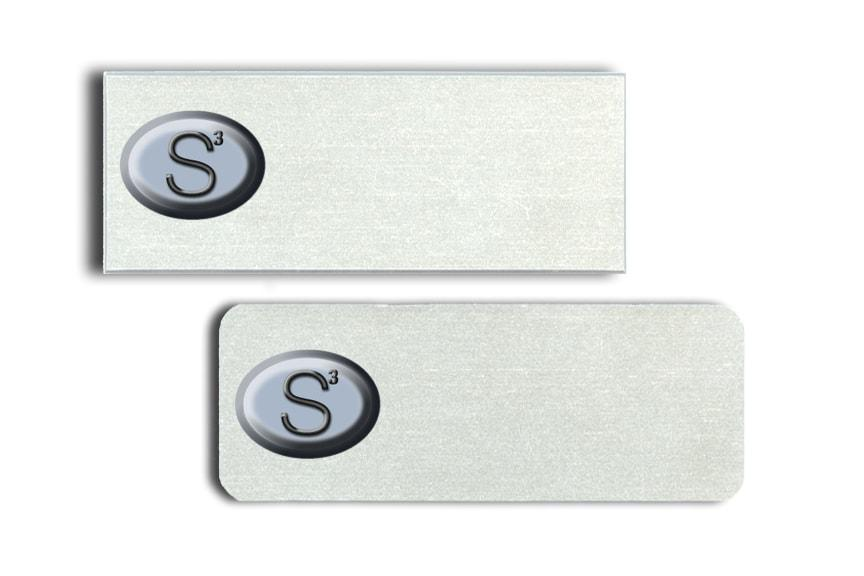 Shoman Staffing name badges