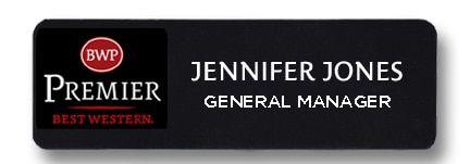 Best Western Premier badge