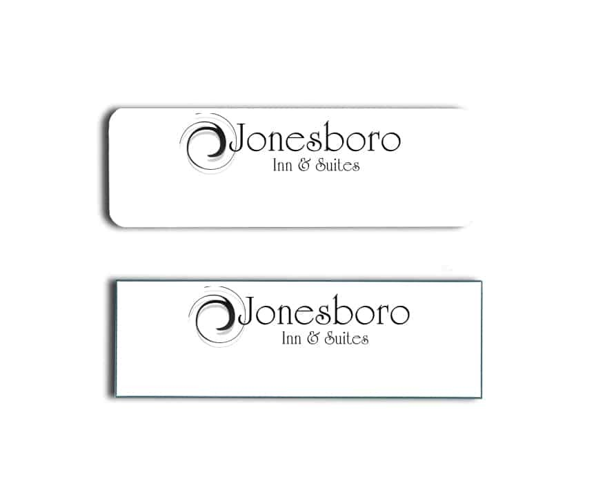 Jonesboro Inn & Suites Name Badges
