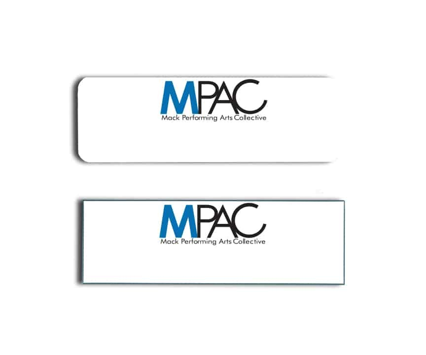 MPAC Name Badges