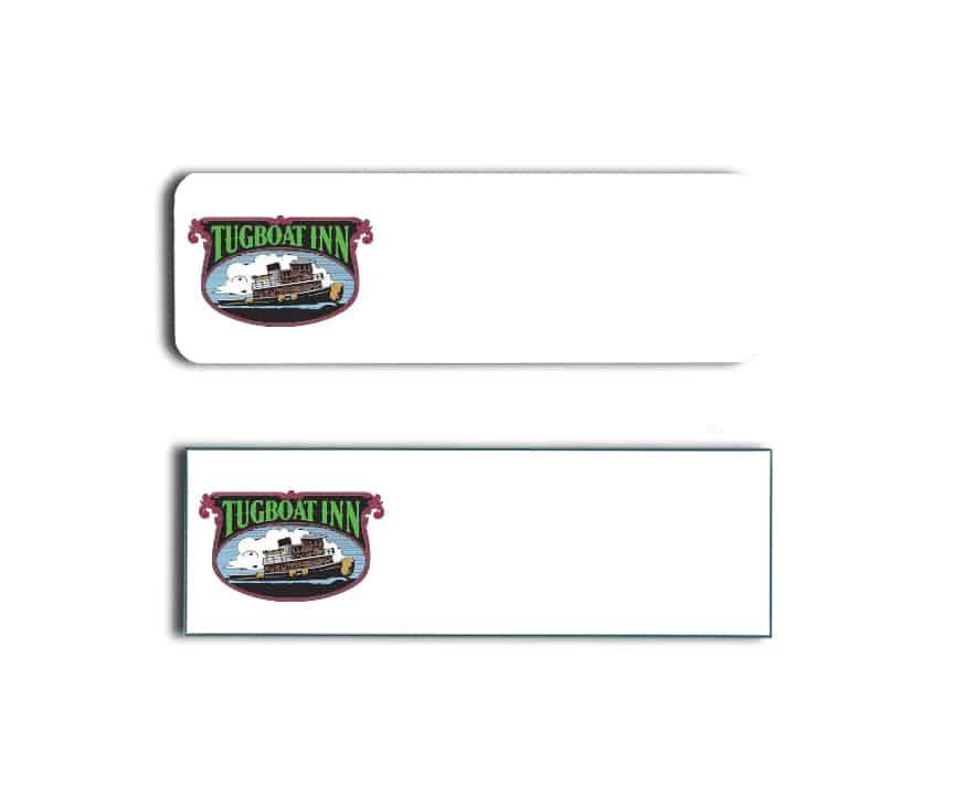 Tugboat Inn Name Badges