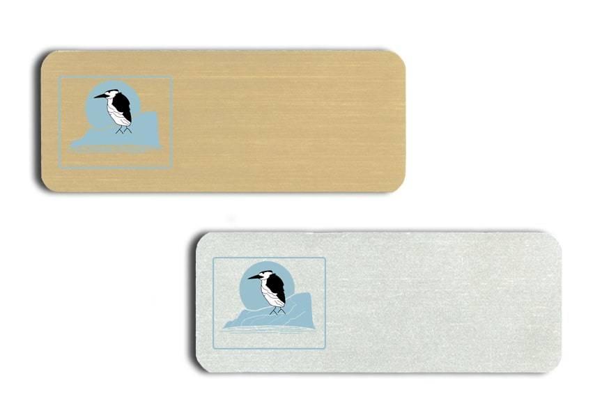 Bodega Coast Inn name badges