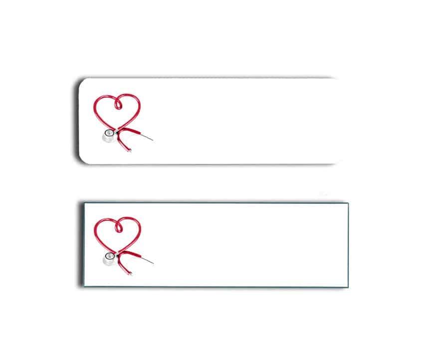 Lemi Medical name badges