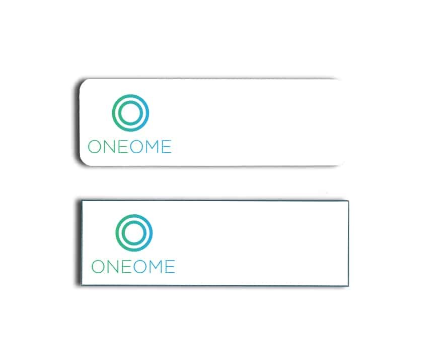 One Ome Name Badges
