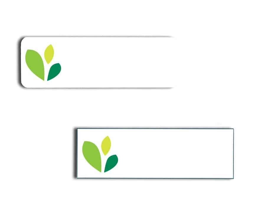 Oregano name badges