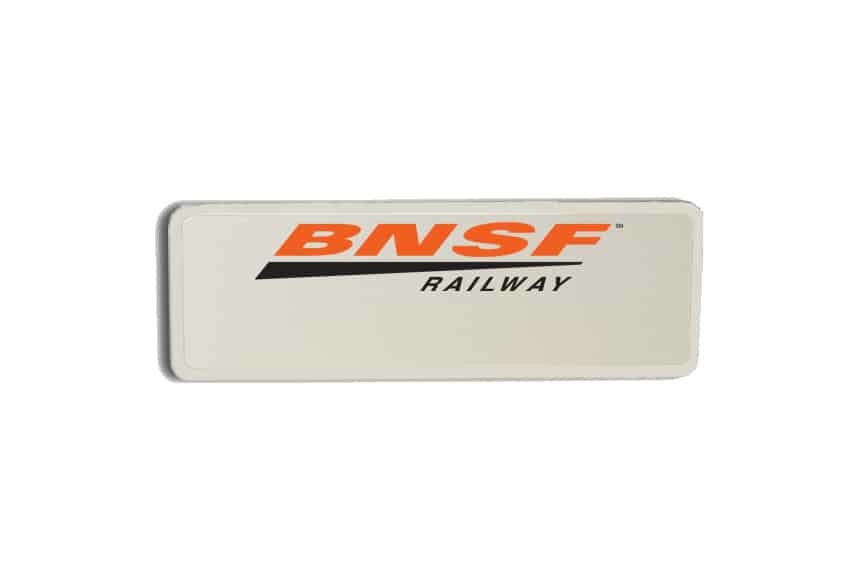 BNSF Railway Name Badges
