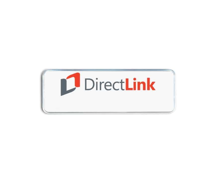 Direct Link Name Badges