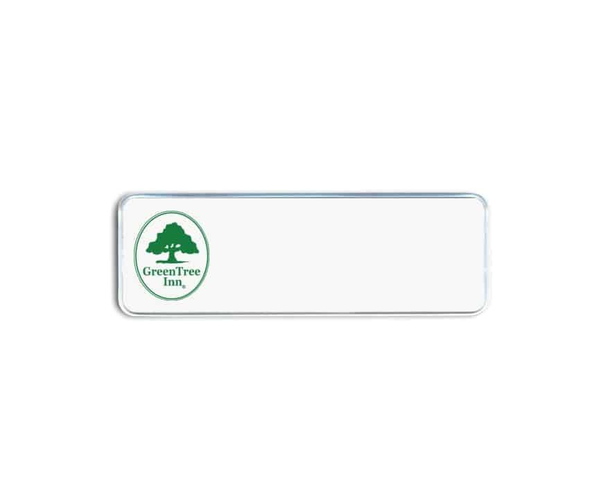 Green Tree Inn Name Badges