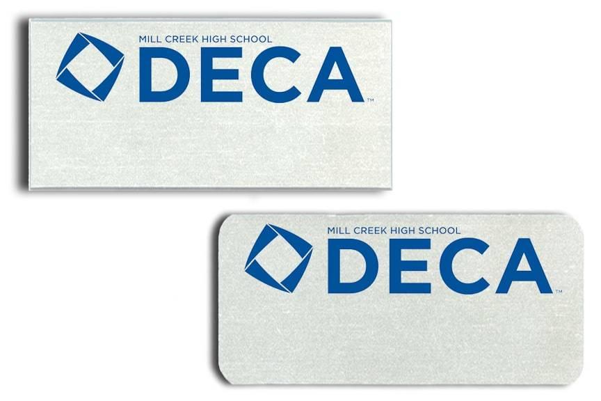 Mill Creek School Name Badges