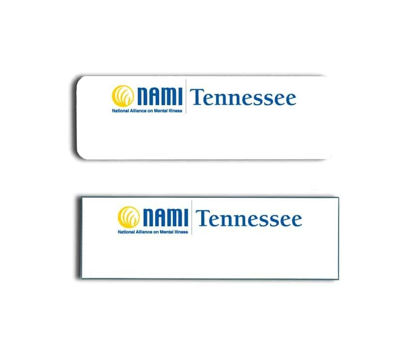 NAMI Tennessee Name Badges