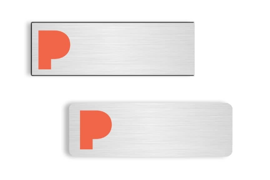 Portland Art Museum Name Badges