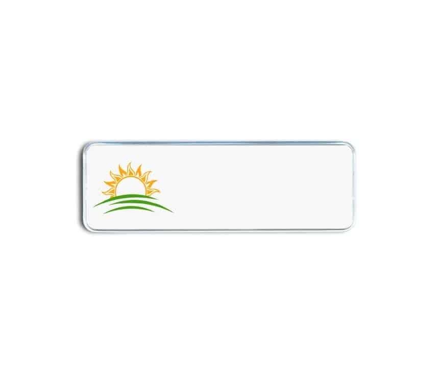 Suzie Solar Name Badges