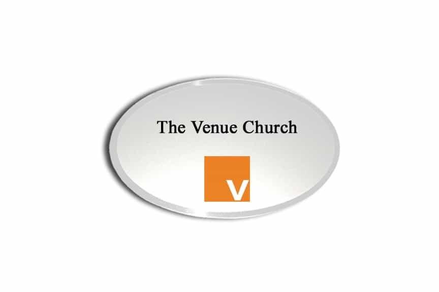 The Venue Church | name badges