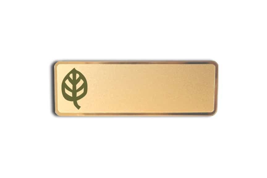 East Bay Regional Park District Name Badges
