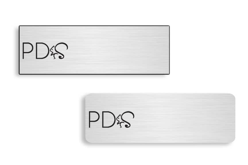 Pediatric Dental Specialists Name Badges