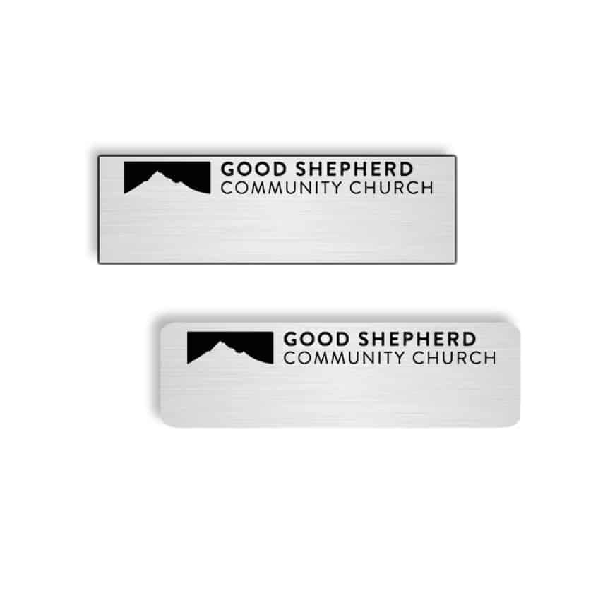 Good Shepherd Community Church Name Badges