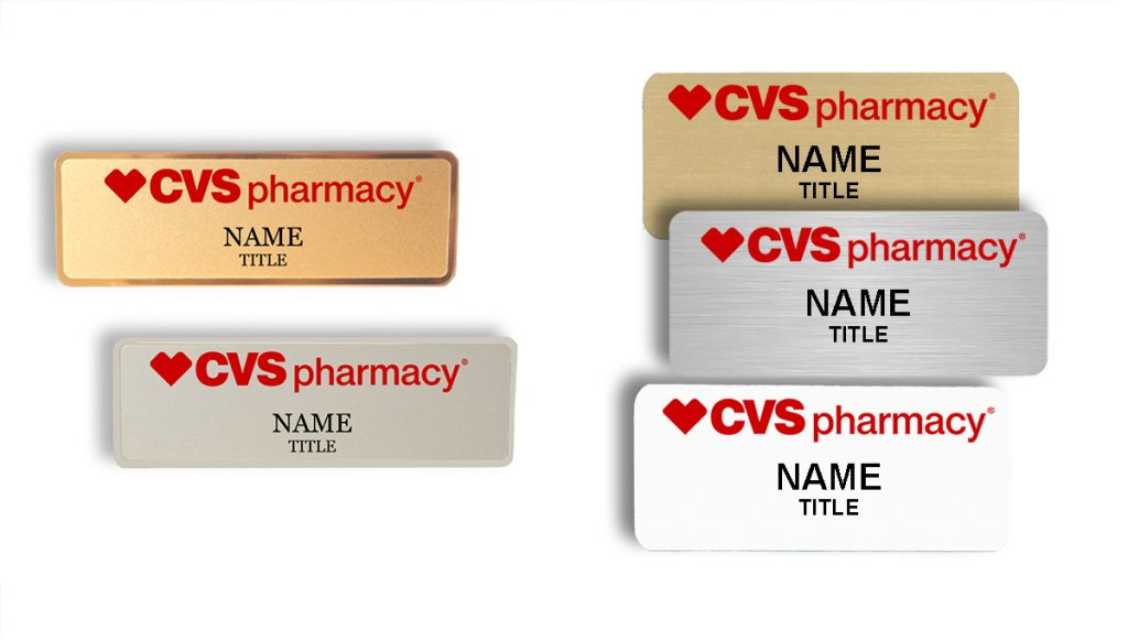 CVS Name Badges