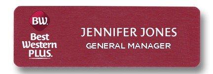 Best Western Plus badge
