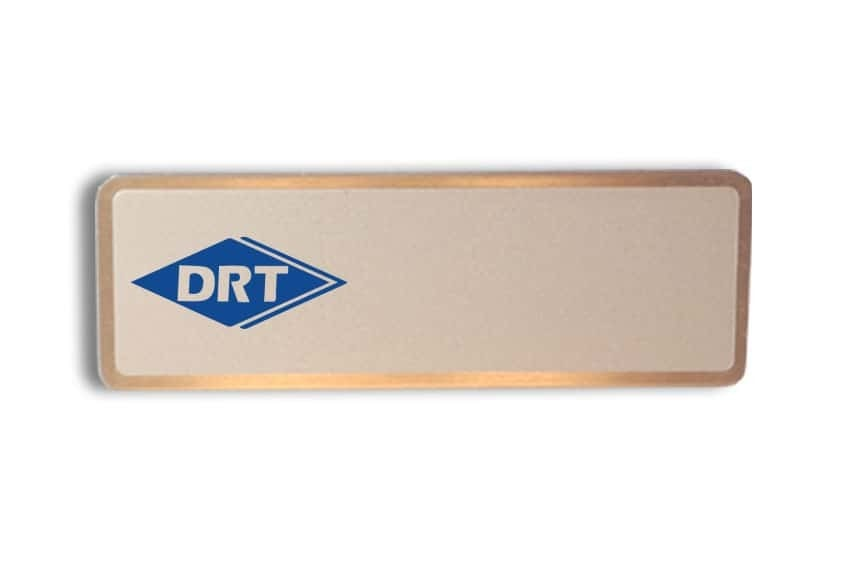 DRT name badges tags