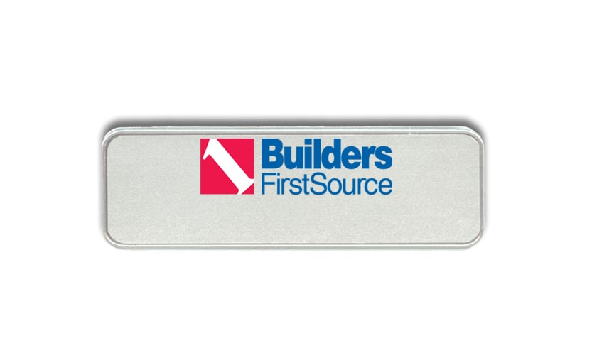 Builders First Source name badges
