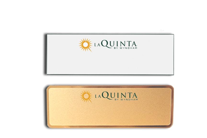 LaQunita name badges
