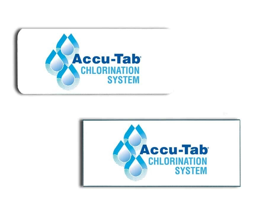 Accu-Tab Name Badges