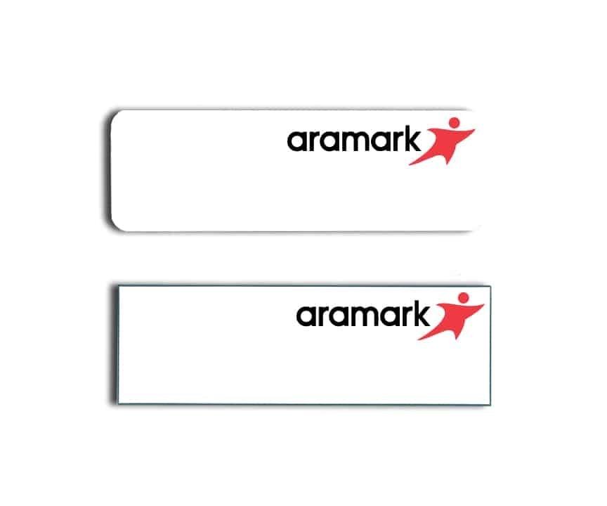 Aramark Name Badges
