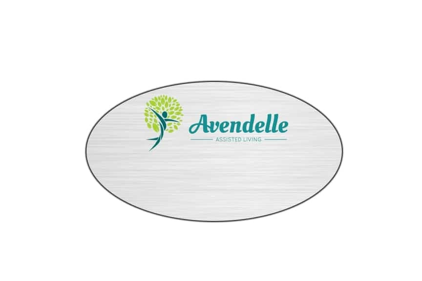 Avendelle Name Badges