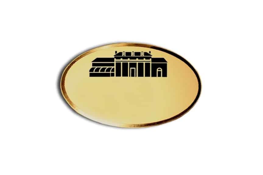 Beekman Arms Name Badges