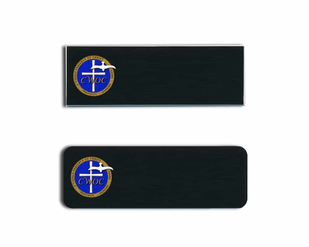 CWOC Name Badges