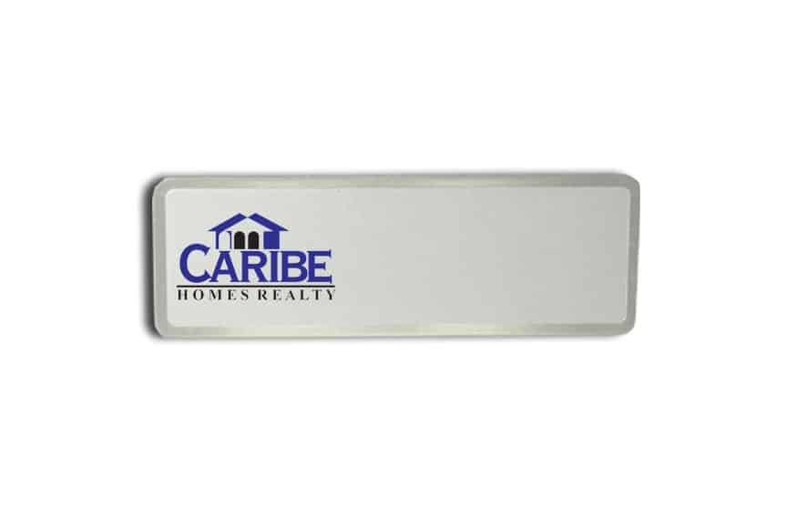 Caribe Homes Realty Name Badges