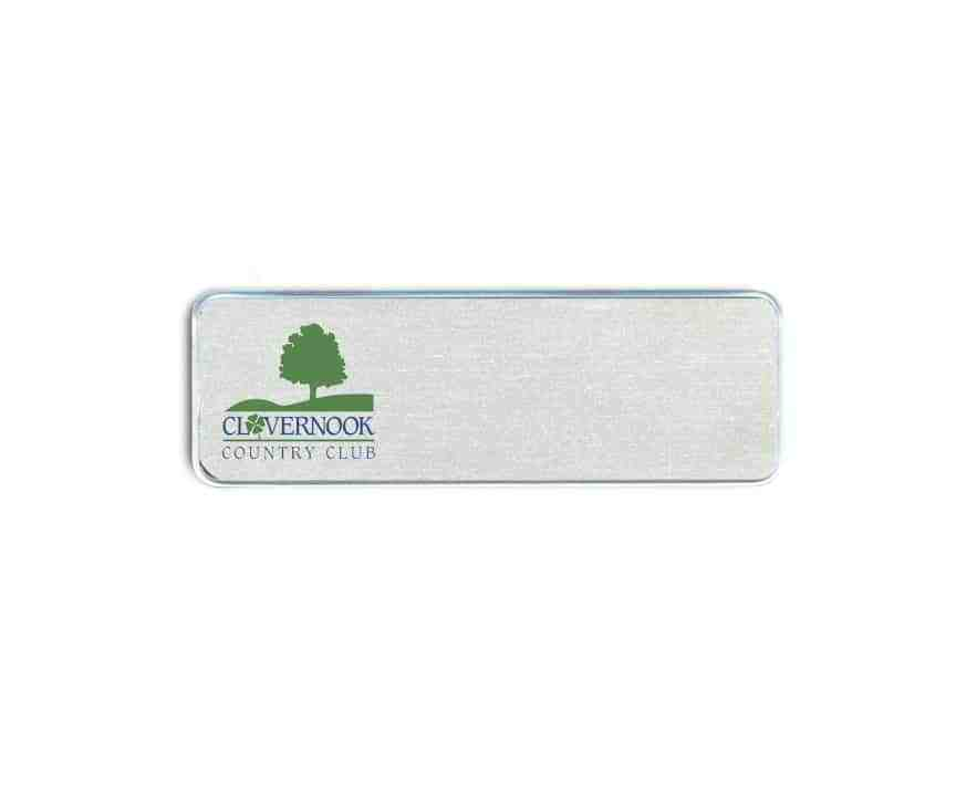 Clovernook Country Club Name Badges