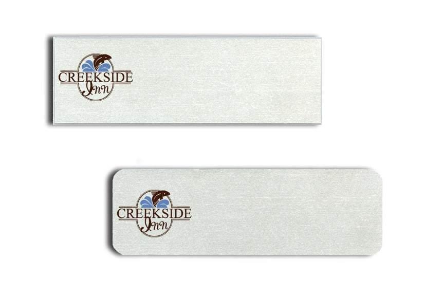Creekside Inn Name Tags Badges
