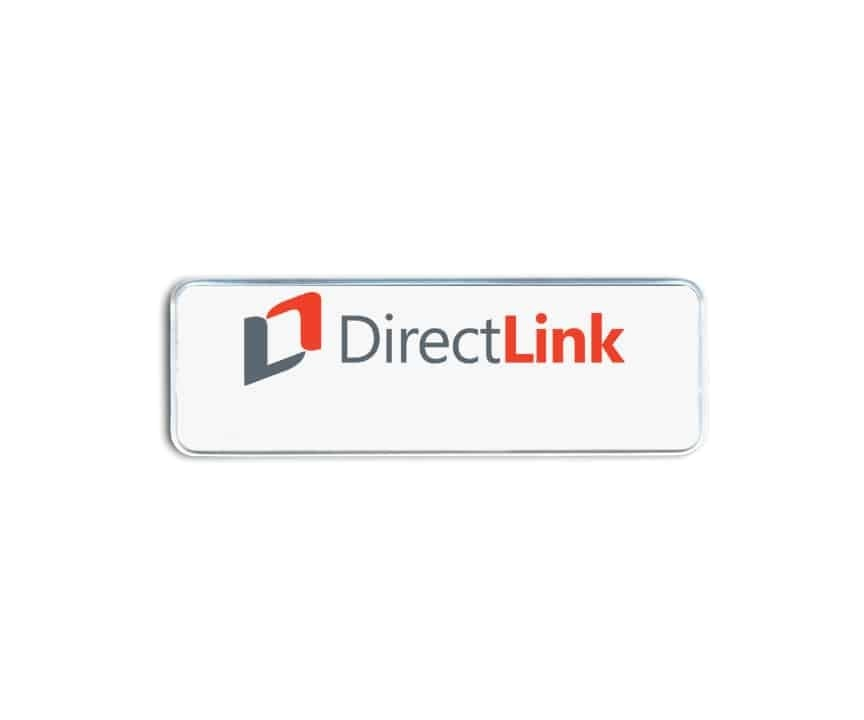 Direct Link Name Badges