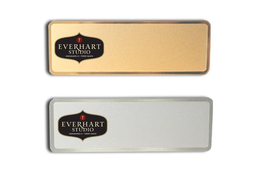 Everhart Studio Name Badges