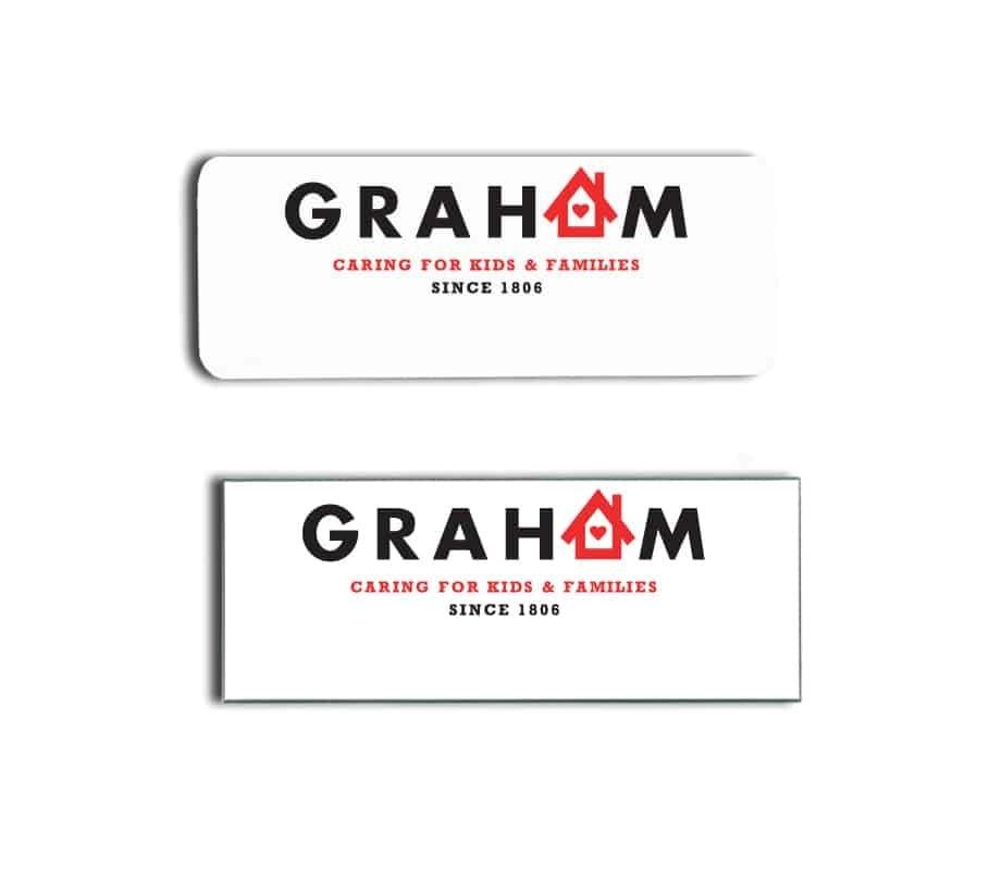 Graham Name Badges