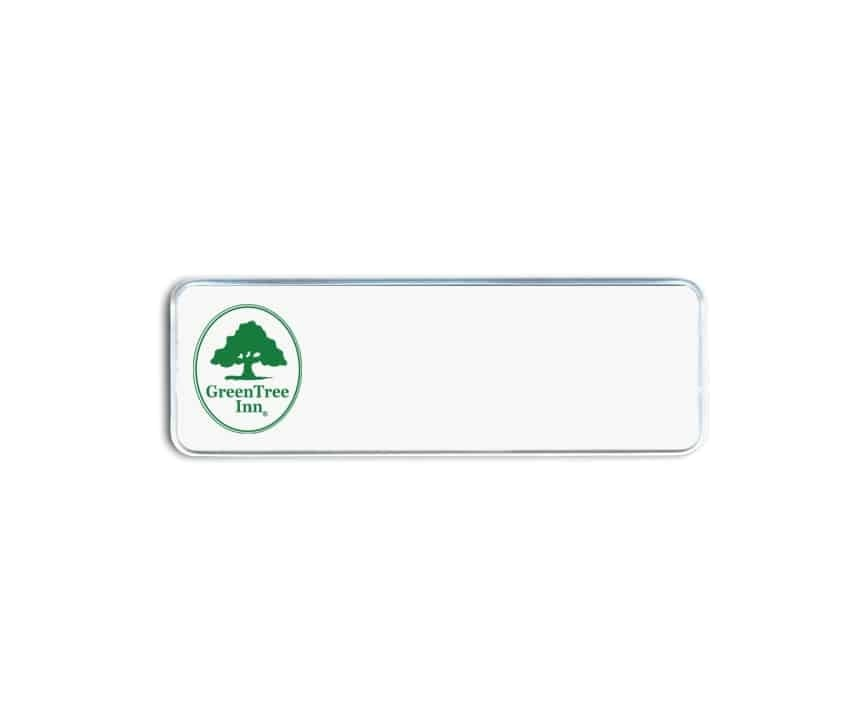 Green Tree Inn Name Badges