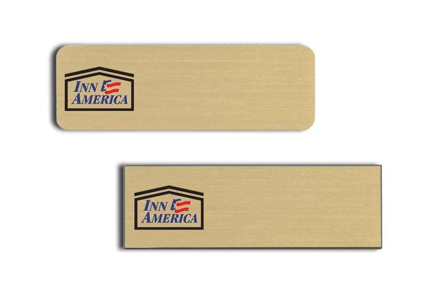 Inn America Name Badges