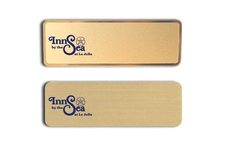 Inn by the Sea Name Badges