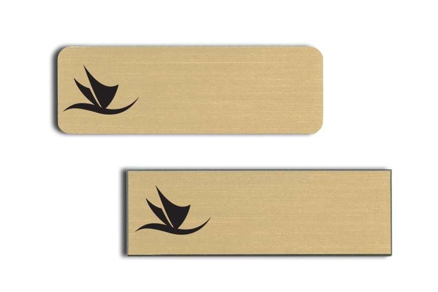 Kauai Lagoons Name Badges