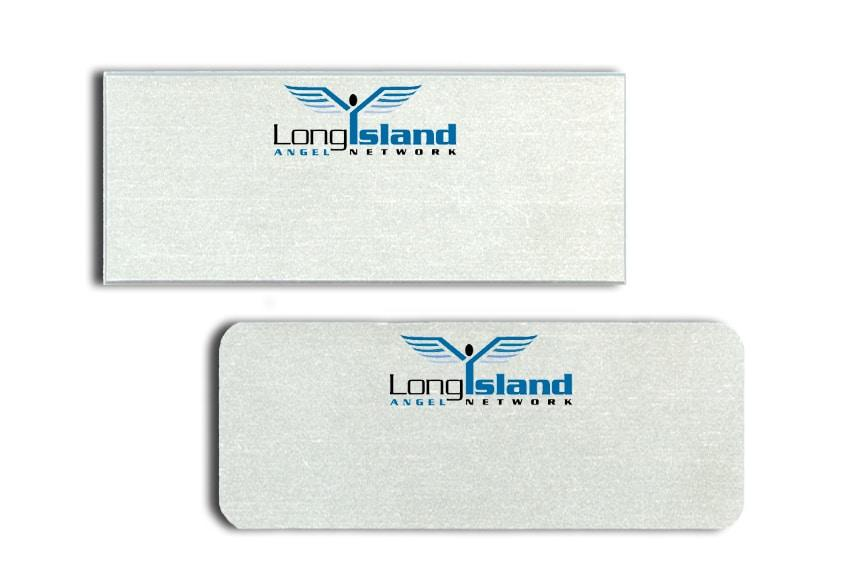 Long Island Angel Network Name Tags Badges