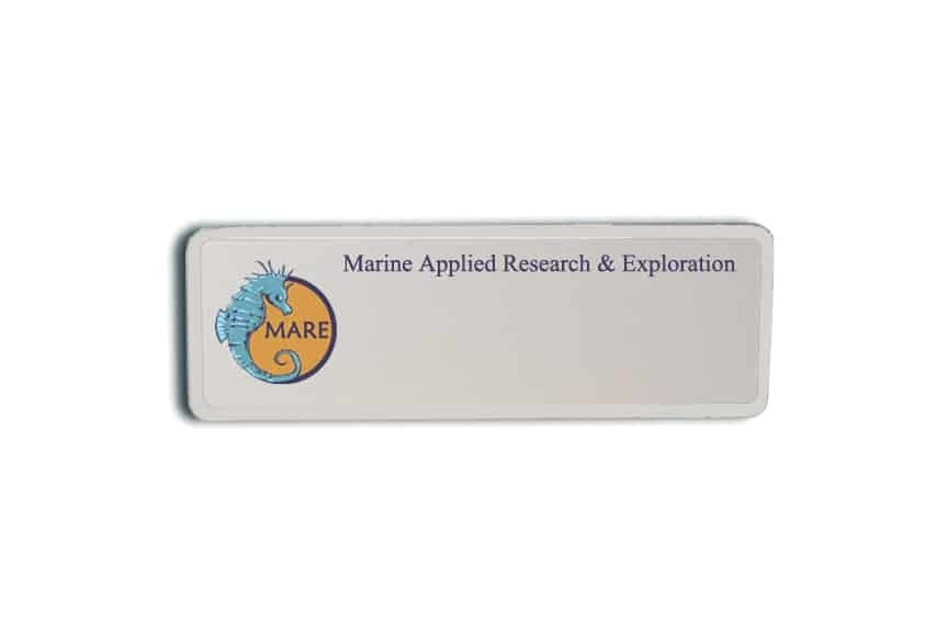 MARE Name Badges