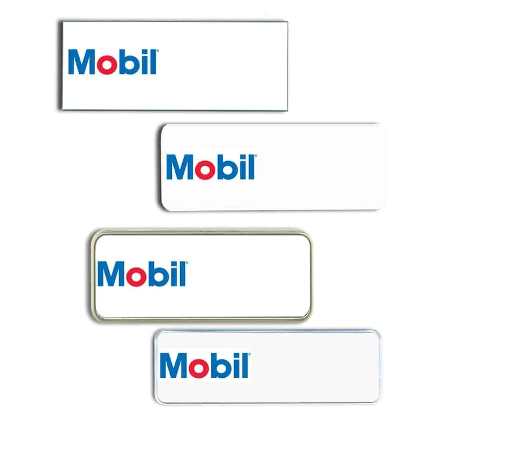 Mobil Name Tags Badges