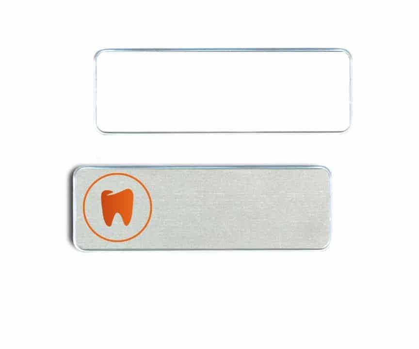 Northeast Medical name badges